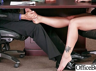 Round big Tits slut office Girl Holly Heart Get Banged In Office clip 25